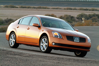 2004 Nissan Maxima Review, Ratings, Specs, Prices, And Photos   The Car  Connection