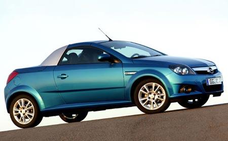 2004 Opel Tigra Twin Top