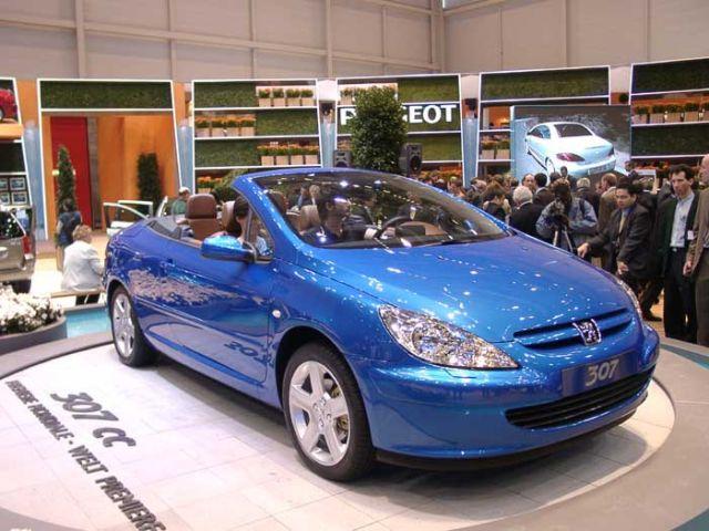 2004 Peugeot 307CC