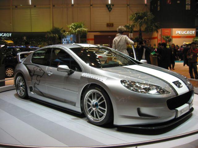 2004 Peugeot 407 concept