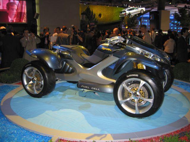 2004 Peugeot Quark concept