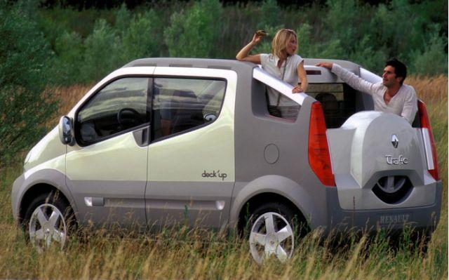 2004 Renault Deck'up Concept