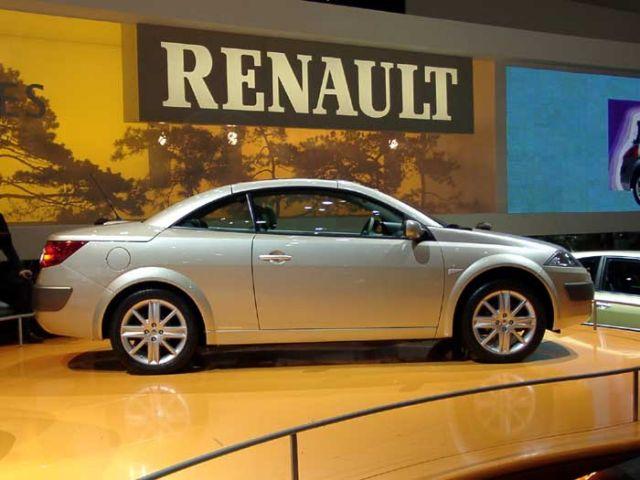 2004 Renault Megane Coupe