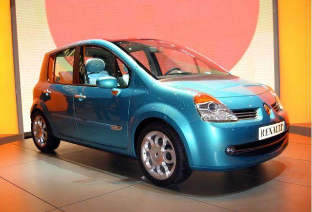 2004 Renault Modus concept