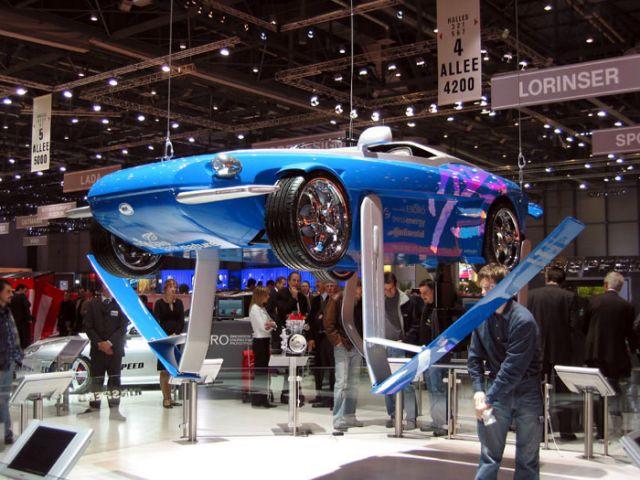 2004 Rinspeed Splash concept