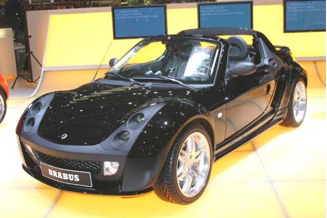 2004 Smart Brabus