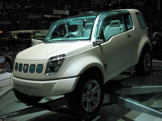 2004 Suzuki Landbreeze concept