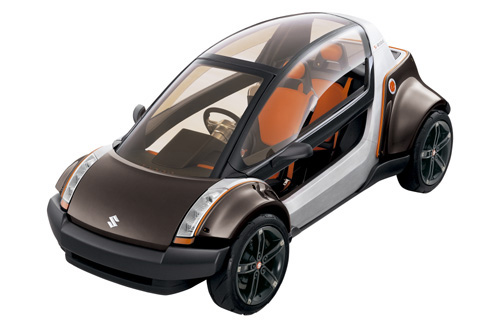 2004 Suzuki S-Ride concept