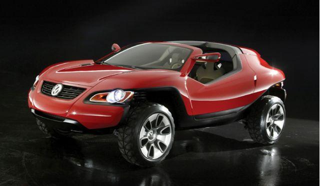 2004 Volkswagen Concept T concept