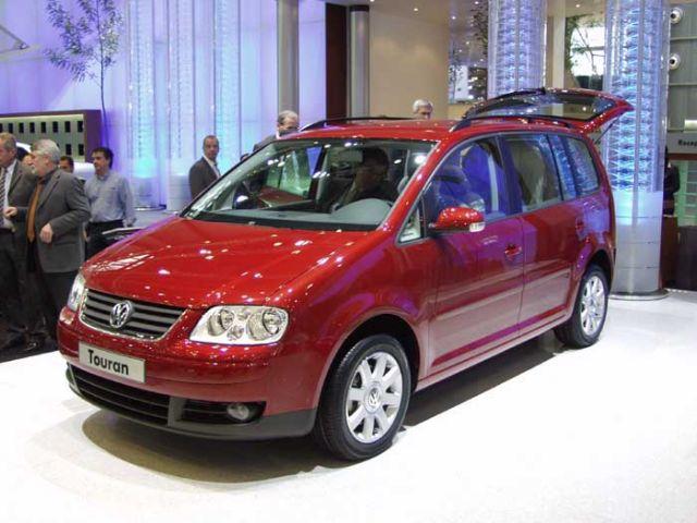 2004 Volkswagen Touran
