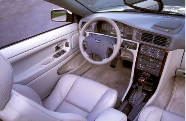 Volvo c70 convertible review 2004