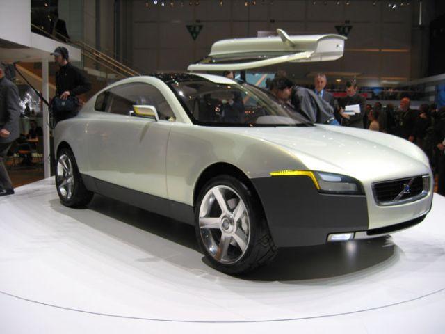 2004 Volvo YCC concept
