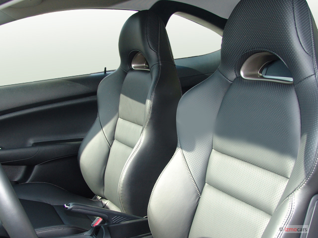 Image: 2005 Acura RSX 2-door Coupe AT Leather Front Seats ...