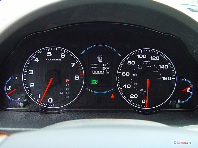 Acura Tsx Door Sedan At Instrument Cluster M on Acura Integra Sedan