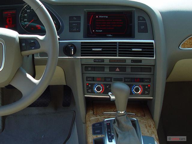 image: 2005 audi a6 4-door sedan 3.2l quattro auto instrument