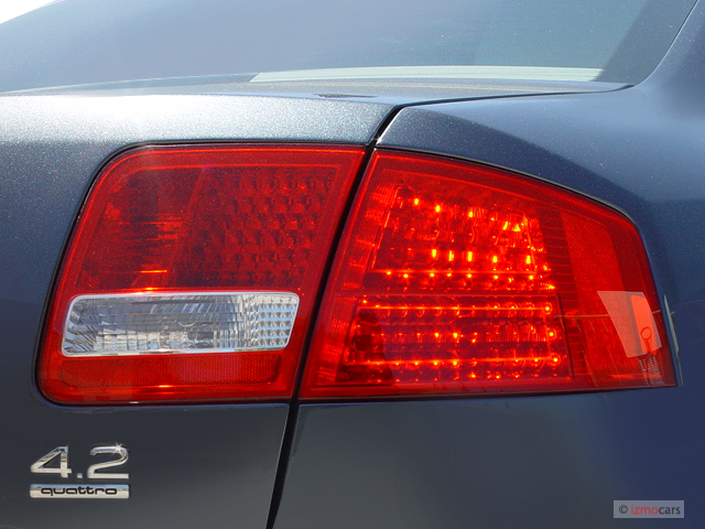 Audi A L Door Sedan L Quattro Lwb Auto Tail Light M