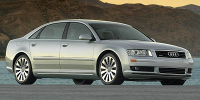 2005 audi a8 review ratings specs prices and photos. Black Bedroom Furniture Sets. Home Design Ideas
