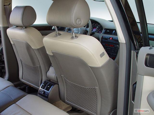 image 2005 audi allroad 5dr wagon 2 7t quattro auto front seats size 640 x 480 type gif. Black Bedroom Furniture Sets. Home Design Ideas