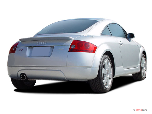 2000 audi tt quattro 2door coupe