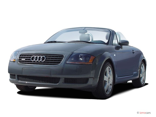 2005 audi tt review ratings specs prices and photos. Black Bedroom Furniture Sets. Home Design Ideas