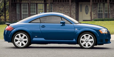 2005 Audi Tt Review Ratings Specs Prices And Photos The Car Connection