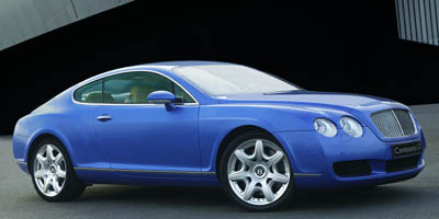 2005 Bentley Continental Gt Review Ratings Specs Prices And