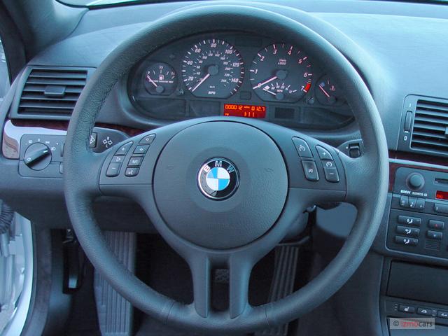Image 2005 Bmw 3 Series 325ci 2 Door Convertible Steering