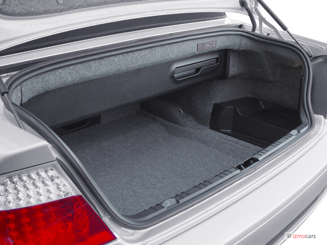 Image 2005 Bmw 3 Series 325ci 2 Door Convertible Trunk Size 640 X 480 Type Gif Posted On