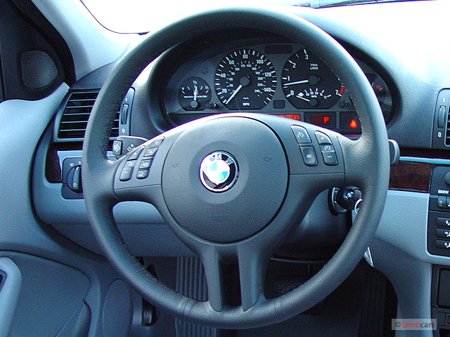 Image 2005 Bmw 3 Series 325i 4 Door Sedan Rwd Steering