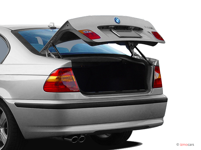 image: 2005 bmw 3-series 325i 4-door sedan rwd trunk, size ... 2005 bmw 325i battery wiring
