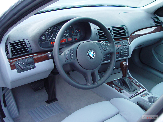 2005 Bmw 3 Series 325xi 4 Door Sport Wagon Awd Dashboard