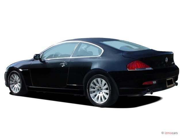 image 2005 bmw 6 series 645ci 2 door coupe angular rear exterior view size 640 x 480 type. Black Bedroom Furniture Sets. Home Design Ideas