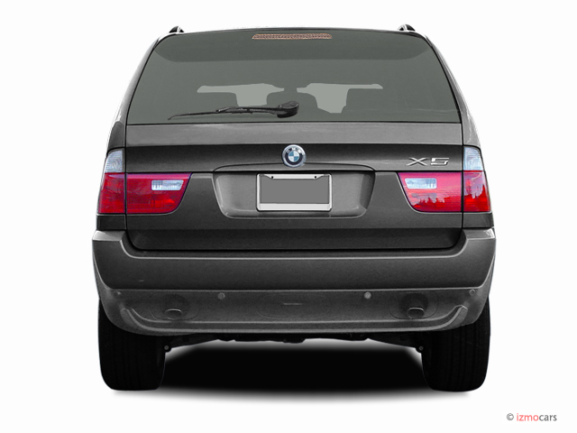 Image: 2005 BMW X5-Series X5 4-door AWD 3.0i Rear Exterior View ...