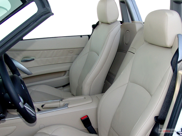 Image 2005 Bmw Z4 Series Z4 2 Door Roadster 3 0i Front Seats Size 640 X 480 Type Gif