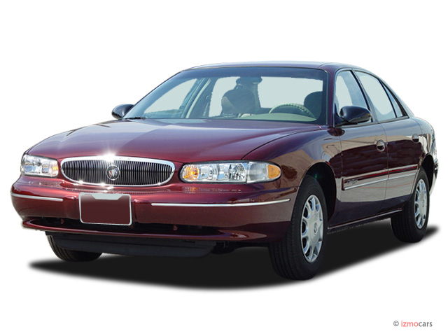 2005 buick century review ratings specs prices and. Black Bedroom Furniture Sets. Home Design Ideas