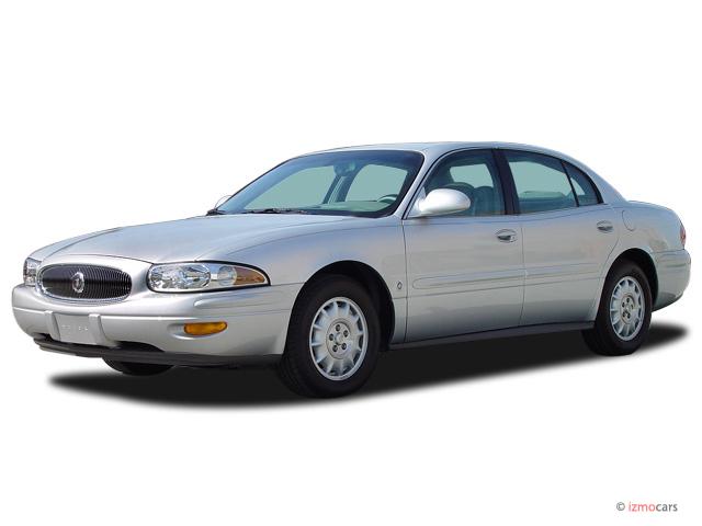 Image: 2005 Buick LeSabre 4-door Sedan Custom Angular ...