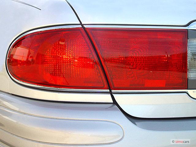 Image 2005 Buick Lesabre 4 Door Sedan Custom Tail Light