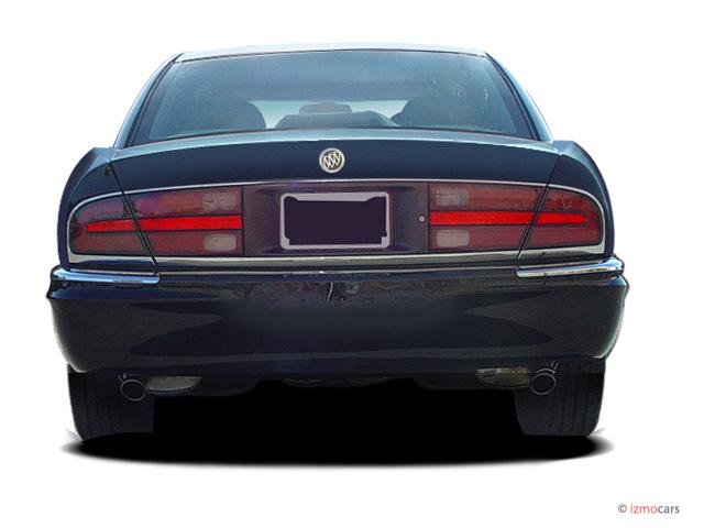 Image: 2005 Buick Park Avenue 4-door Sedan Ultra *Ltd Avail* Rear Exterior View, size: 640 x 480 ...