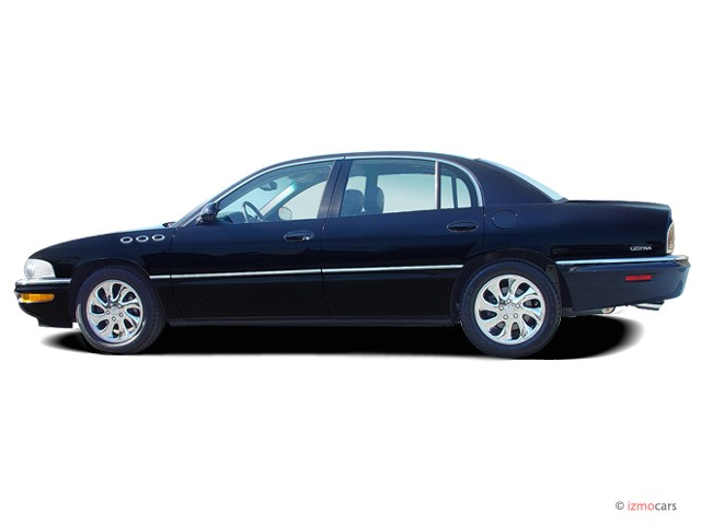 2005 Buick Park Avenue 4-door Sedan Ultra *Ltd Avail* Side Exterior View