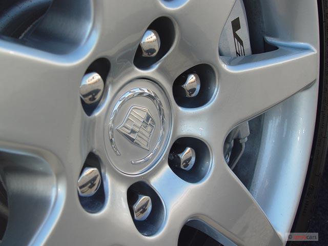 Image: 2005 Cadillac CTS-V 4-door Sedan Wheel Cap, size ...
