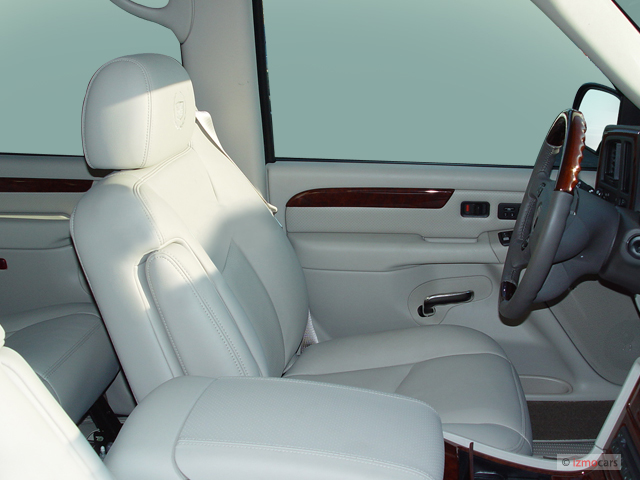 Image: 2005 Cadillac Escalade ESV 4-door AWD Front Seats, size: 640 x 480, type: gif, posted on ...