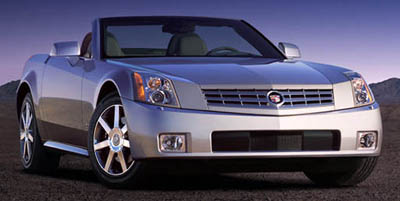 2005 Cadillac Xlr Review Ratings Specs Prices And Photos The Car Connection