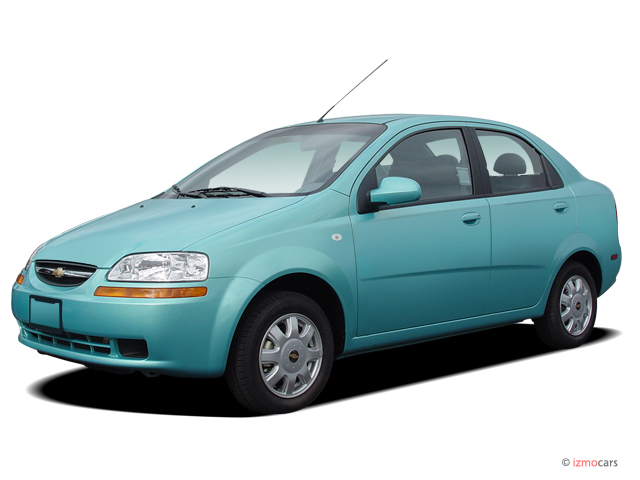 2005 Chevrolet Aveo Chevy Review Ratings Specs Prices And