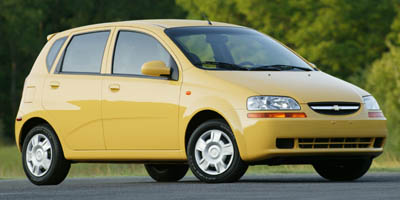 2005 Chevrolet Aveo Chevy Review Ratings Specs Prices And Photos The Car Connection