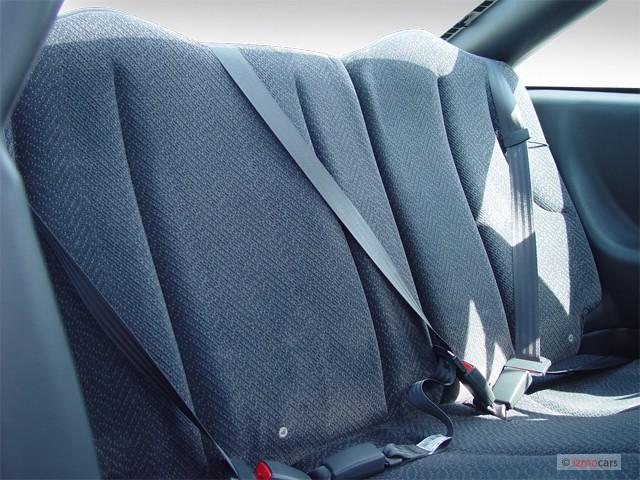 Image: 2005 Chevrolet Cavalier 2-door Coupe LS Sport Rear ...