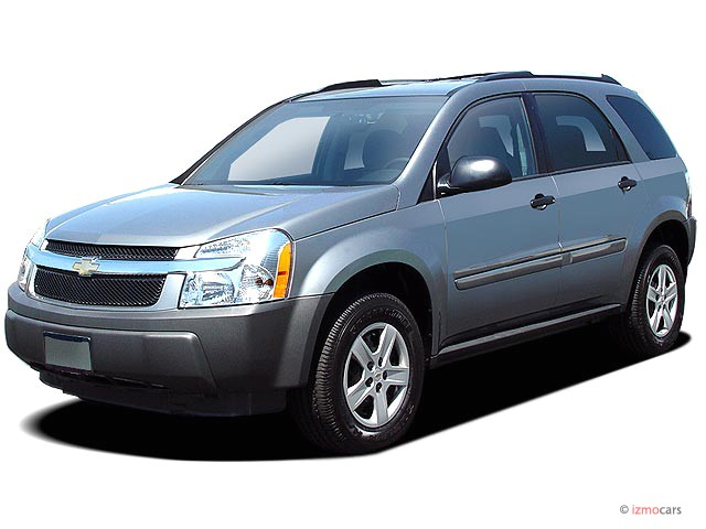 2005 chevrolet equinox reviews ratings prices consumer autos post. Black Bedroom Furniture Sets. Home Design Ideas