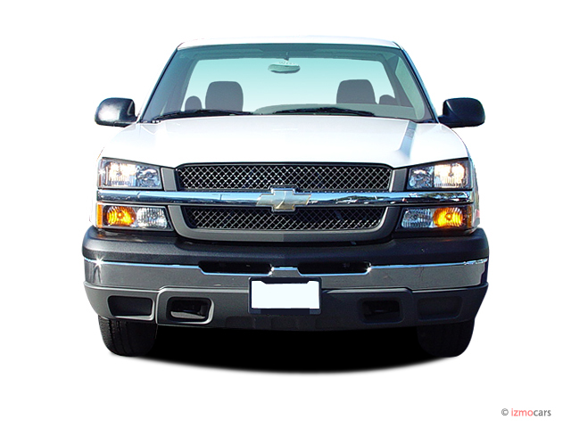 image 2005 chevrolet silverado 1500 reg cab 133 0 wb work truck front exterior view size 640. Black Bedroom Furniture Sets. Home Design Ideas