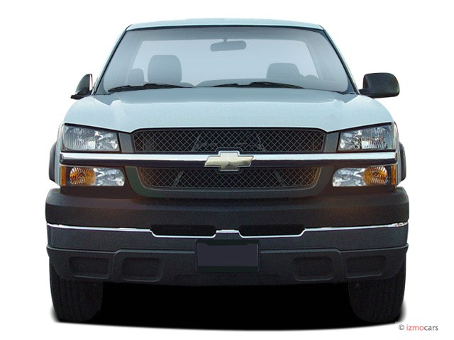 image 2005 chevrolet silverado 2500hd reg cab 133 wb. Black Bedroom Furniture Sets. Home Design Ideas