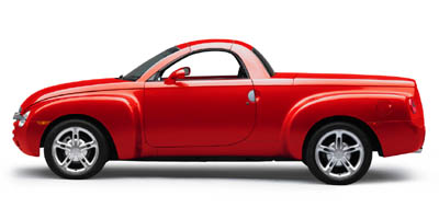 2005 Chevrolet Ssr Chevy Review Ratings Specs Prices And Photos The Car Connection