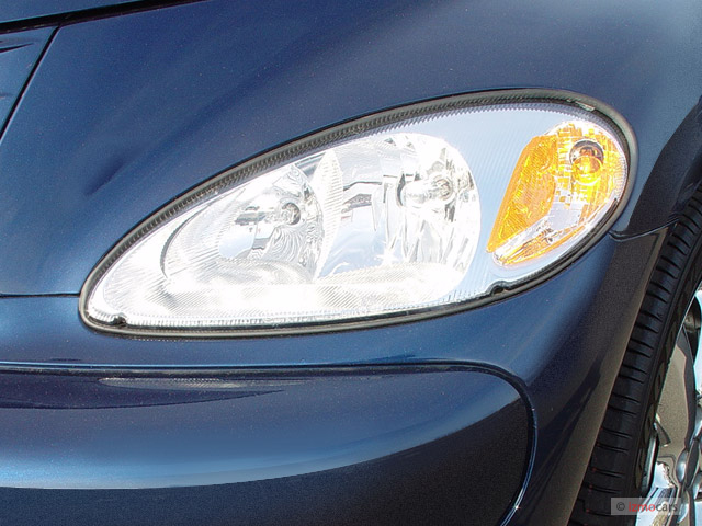 Image: 2005 Chrysler PT Cruiser 4-door Wagon GT Headlight ...